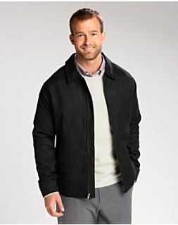 B&T Microsuede Roosevelt Jacket