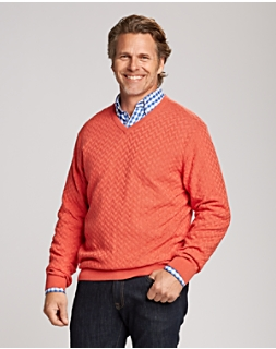 B&T Mitchell V-neck Sweater