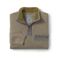 B&T Twisp Hybrid Half Zip