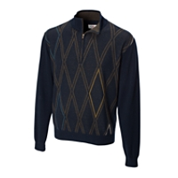 Gorge Argyle Half Zip