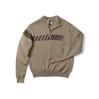 Overlake Half Zip Sweater