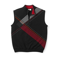 Redstone Half Zip Wind Sweater Vest