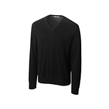 B&T Broadview V-neck Sweater