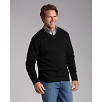 B&T Broadview V-neck Sweater