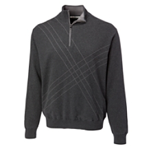 Peak Half Zip Wind Sweater