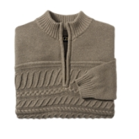 B&T Delmar Cable Half Zip