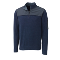 B&T Anchor Watch Hybrid Half Zip