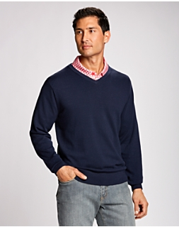 B&T Lakemont V-Neck