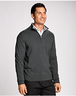 B&T Lakemont Half-Zip