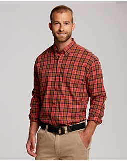 L/S Ellison Plaid