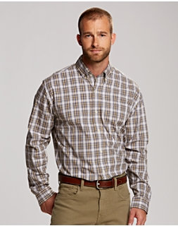 L/S Woodworth Plaid