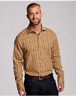 L/S James Plaid
