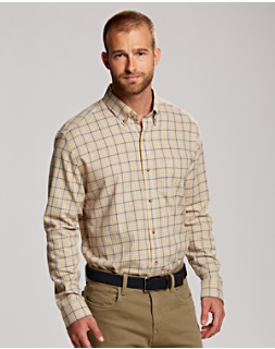 B&T L/S Idaho Plaid