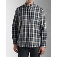 B&T L/S Inlet Plaid