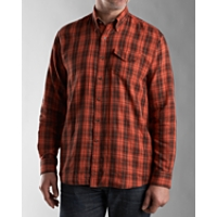 B&T L/S Market Street Plaid