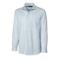 B&T L/S 100/2's Regatta Stripe