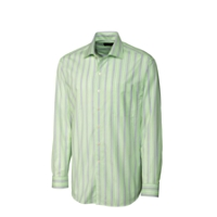L/S 100/2's Eagle Cove Stripe
