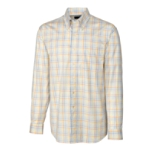 B&T L/S 100/2's Drawbridge Plaid