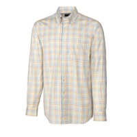L/S 100/2's Drawbridge Plaid