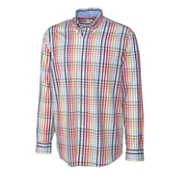 B&T L/S High Tide Plaid