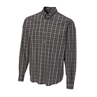 B&T L/S Cascade Plaid