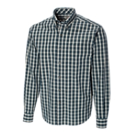 B&T L/S Marblemount Plaid