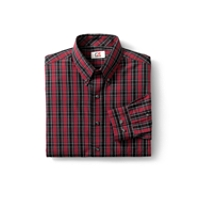 B&T L/S Matterhorn Plaid
