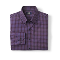 B&T L/S Cheakamus Plaid