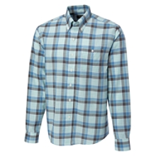 B&T L/S Tabor Plaid