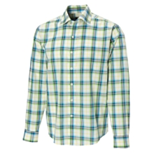 B&T L/S Myron Plaid