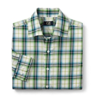L/S Myron Plaid