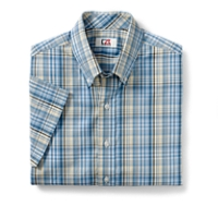 B&T Leary Plaid