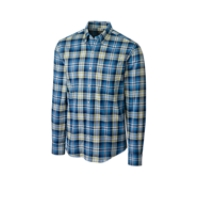 B&T L/S Artwalk Plaid