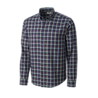 B&T L/S Maple Ridge Plaid
