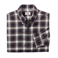 B&T L/S Dearden Plaid
