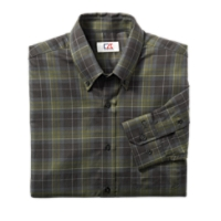B&T L/S Randolph Plaid