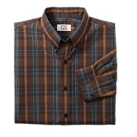 B&T L/S Naylor Plaid