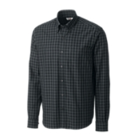 B&T L/S Lewis Plaid
