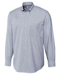 L/S Nailshead Woven Shirt