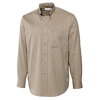 B&T L/S Nailshead Woven Shirt