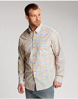 B&T L/S Apollo Plaid