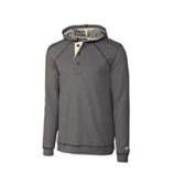 B&T Galer Hooded Henley
