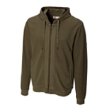 B&T Yesler Garment Dye Full Zip