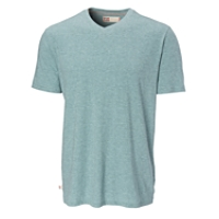 B&T Vashon Striped V-neck