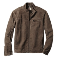 B&T Kinney Leather Jacket