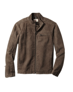 B&T Kinney Leather Jacket