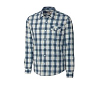 B&T L/S Friday Harbor Plaid