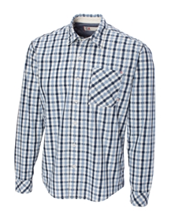 B&T L/S James Gingham