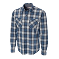 B&T L/S Regrade Plaid