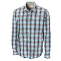 B&T L/S Oakes Shadow Plaid